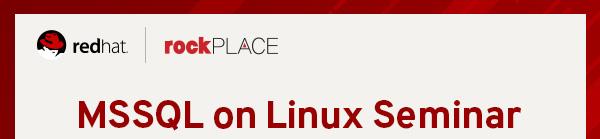 MSSQL on Linux Seminar